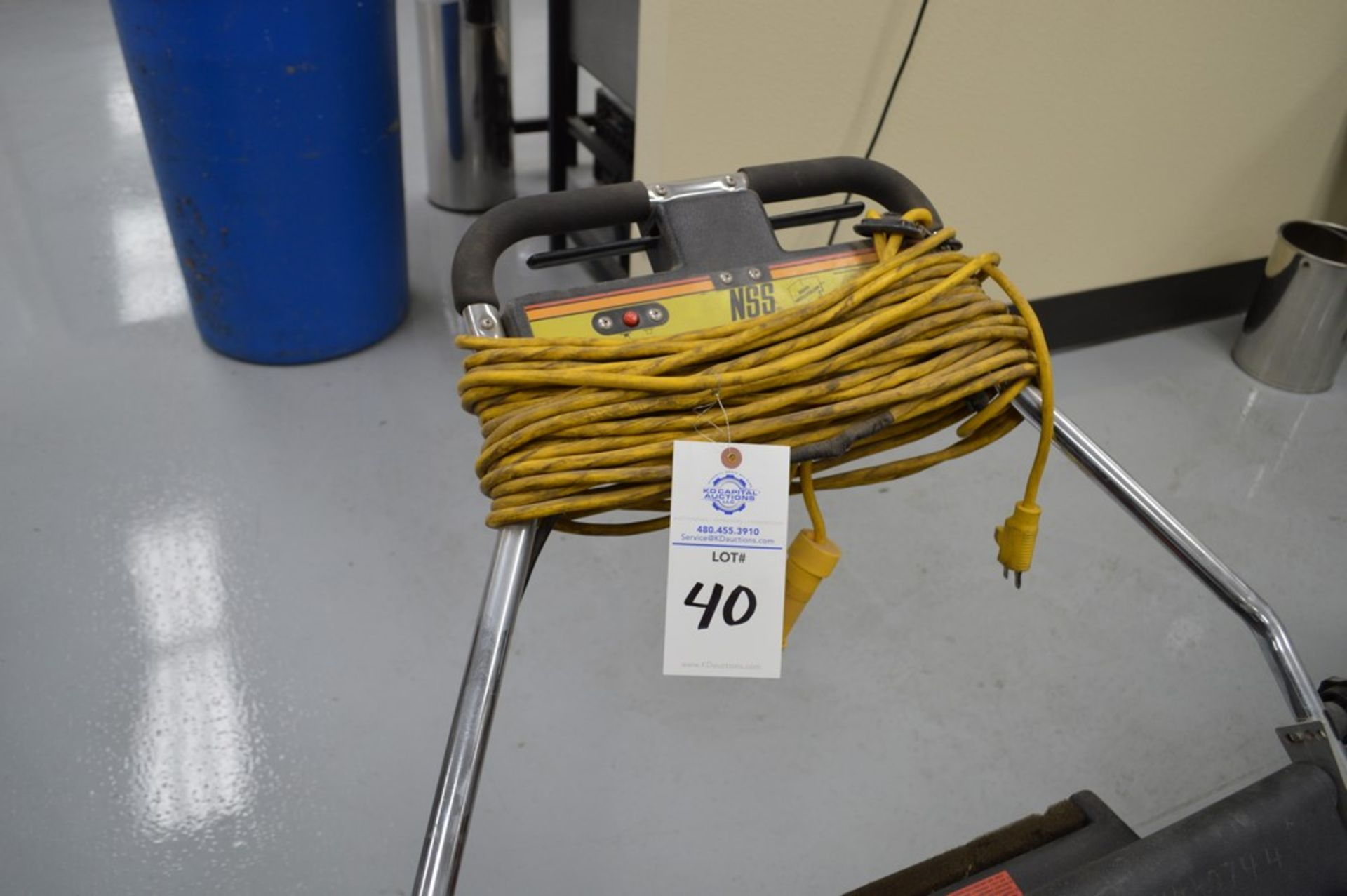 NSS, Super Suction Floor Vacuum Cleaner Model Pacer 30 - Image 2 of 5