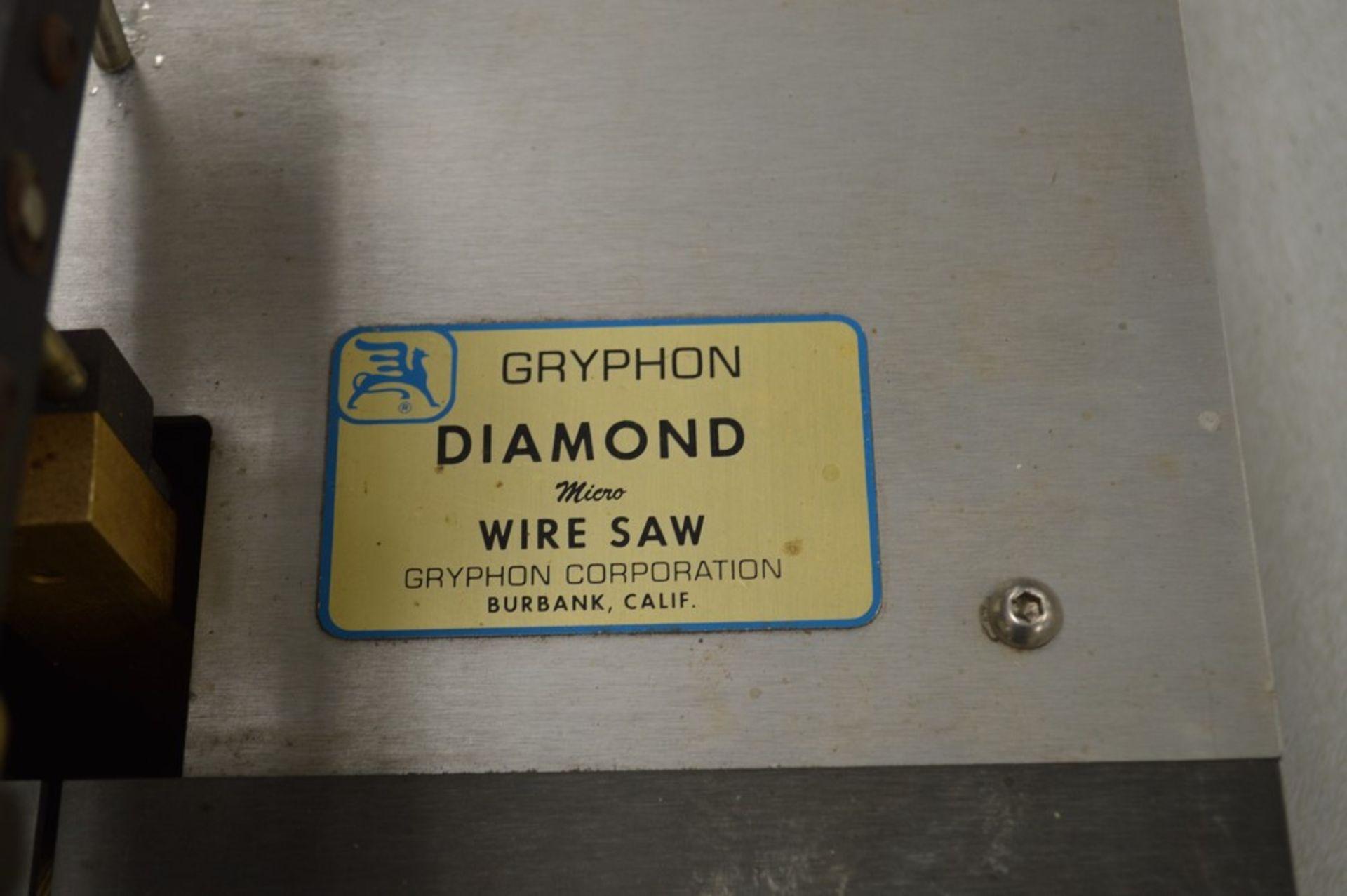 Gryphon Diamond micro wire saw - Image 3 of 4