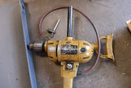 3/4'' electric hand drill ingersoll rand