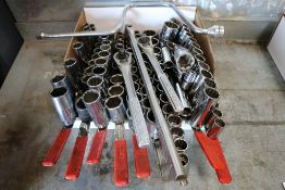 1/2 inch sockets and socket wrenches