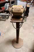 Dewalt DW756 Pedestal Buffer/Grinder