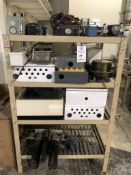 Fiberglass Shelving Unit with 4 Shelving Levels, Air dryer unit, Deep heated bath , Electronic