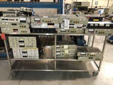 Vacuum sensor electronics for parts, Varian 843, 845 readouts, Granville Phillips 280, Fredericks