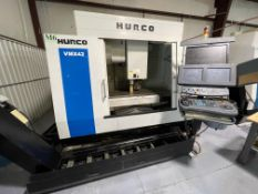 """2008 Hurco VMX 42S Vertical Machining Center, 42"""" X 24"""" X 24"""" X,Y,Z Travels, 10,000 RPM Spindle"""