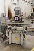 """Okamoto 6-18 Linear Surface Grinder Model PFG-618, Grinding Wheel - Width 1"""", Grinding Wheel -"""