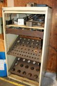 Roll Up Cabinet for Tool Holders and Various Other Items
