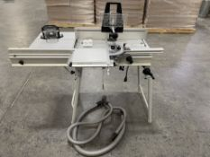 Festool CMS-GE Router Table Set . Equipped with router table, router mounting module and fence,