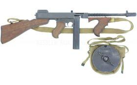 Maschinenpistole, Thompson, US-Model of 1928, Kal. .45ACP