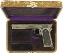 Pistole, Colt Military Mod. 1902, Kal. .38A.C.P.