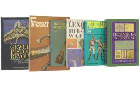 Konvolut 6 Bücher
