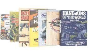 Konvolut 5 Bücher und 2 Hefte