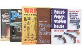 Konvolut 5 Bücher