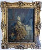 Gemälde Frankreich um 1800
