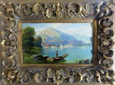 Gemälde K. Manz