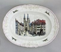 "KPM Berlin - Zierplatte ""Würzburg"""