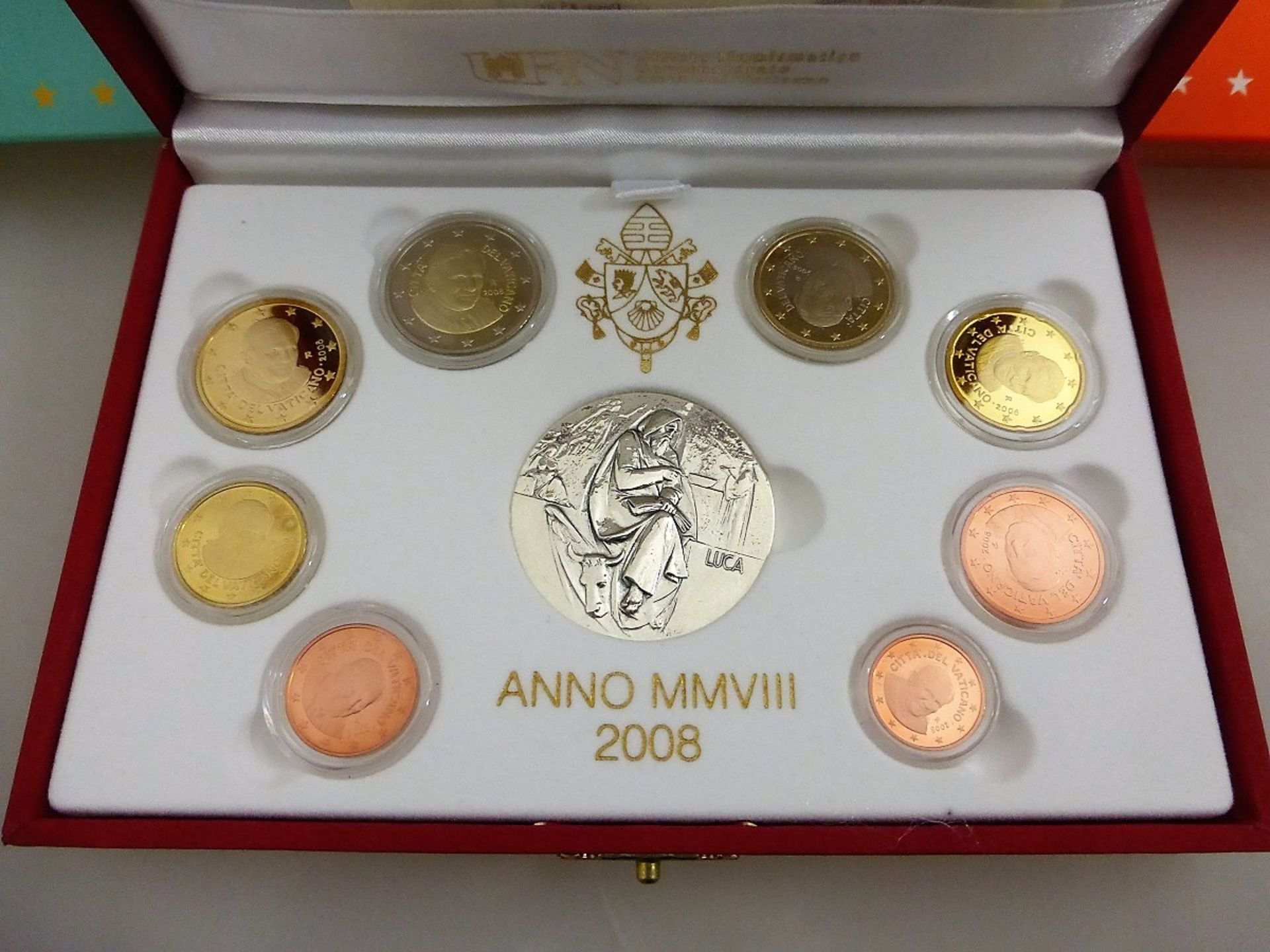 Sammlung Vatikan Münzen - Image 2 of 4