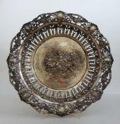 Silberschale um 1920