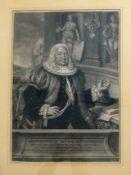 Kupferstich 18.Jh.