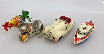 Blechspielzeug