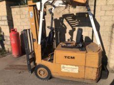 1 ton TMC battery Forklift
