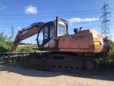 Samsung 22ton Tracked Excavator