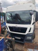 2016 66reg MAN TGX 26-440 6x2 Tractor Unit