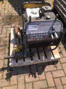 Atlas copco hydraulic Breaker Pack