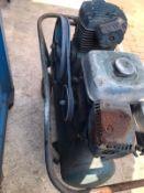 Mobile Air Compressor