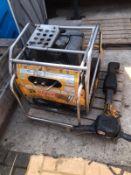 Jcb hydraulic Beaver Pack