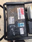 6kva stephill silanced Generator & 300amp Welder