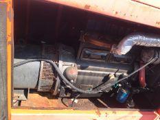 40kva diesel super silenced Generator