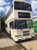 Volvo double decker Bus