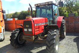 massey ferguson 6180 4x4 tractor