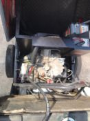 Pramac silenced diesel Generator 6kva