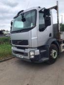 2007 18 ton Volvo dropside Truck