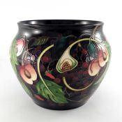 Emma Bossons for Moorcroft, a large Queens Choice vase