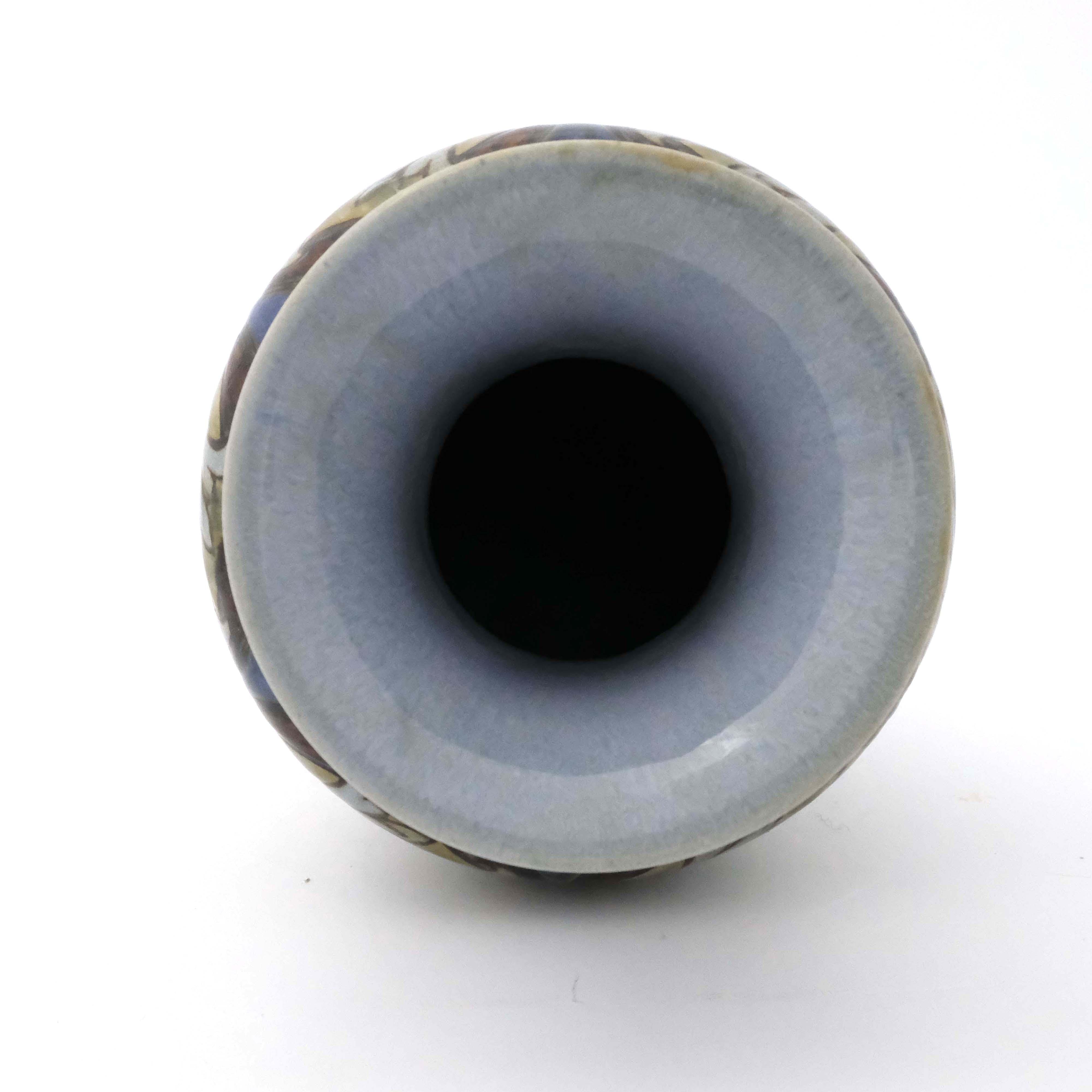 Eliza Simmance for Royal Doulton, a stoneware vase - Image 4 of 5
