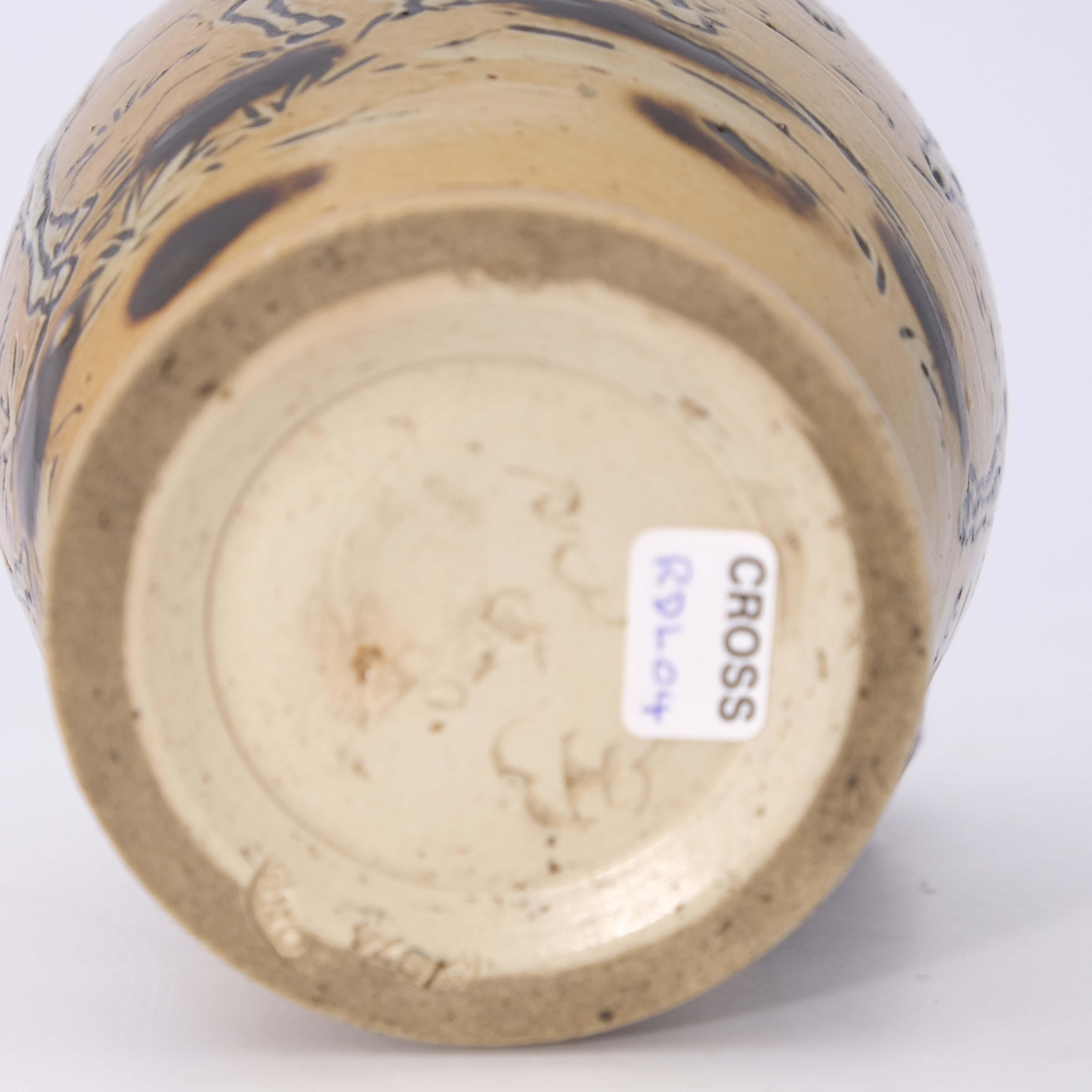 Hannah Barlow for Doulton Lambeth, a stoneware jug - Image 6 of 6