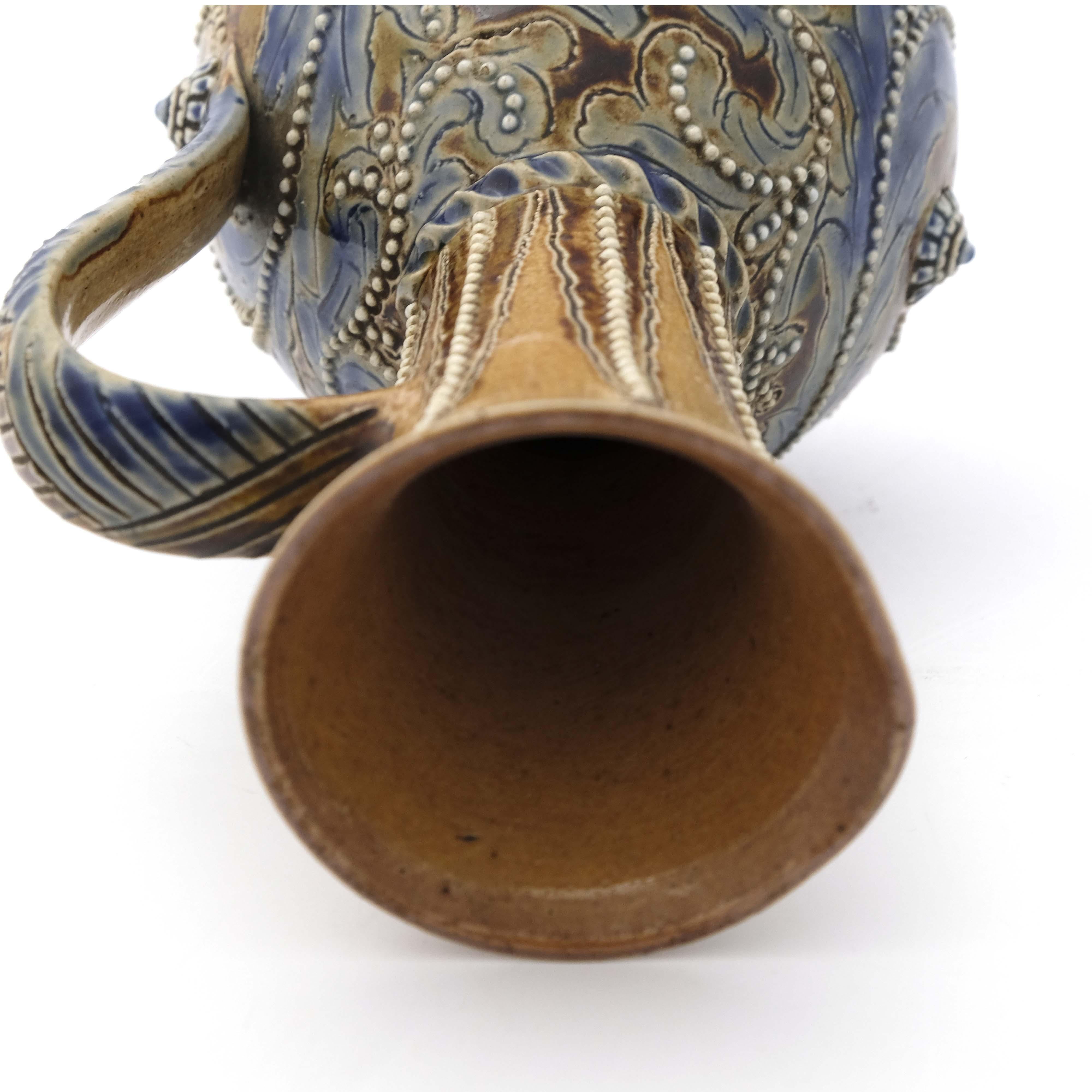 Frank Butler for Doulton Lambeth, a stoneware jug - Image 5 of 6