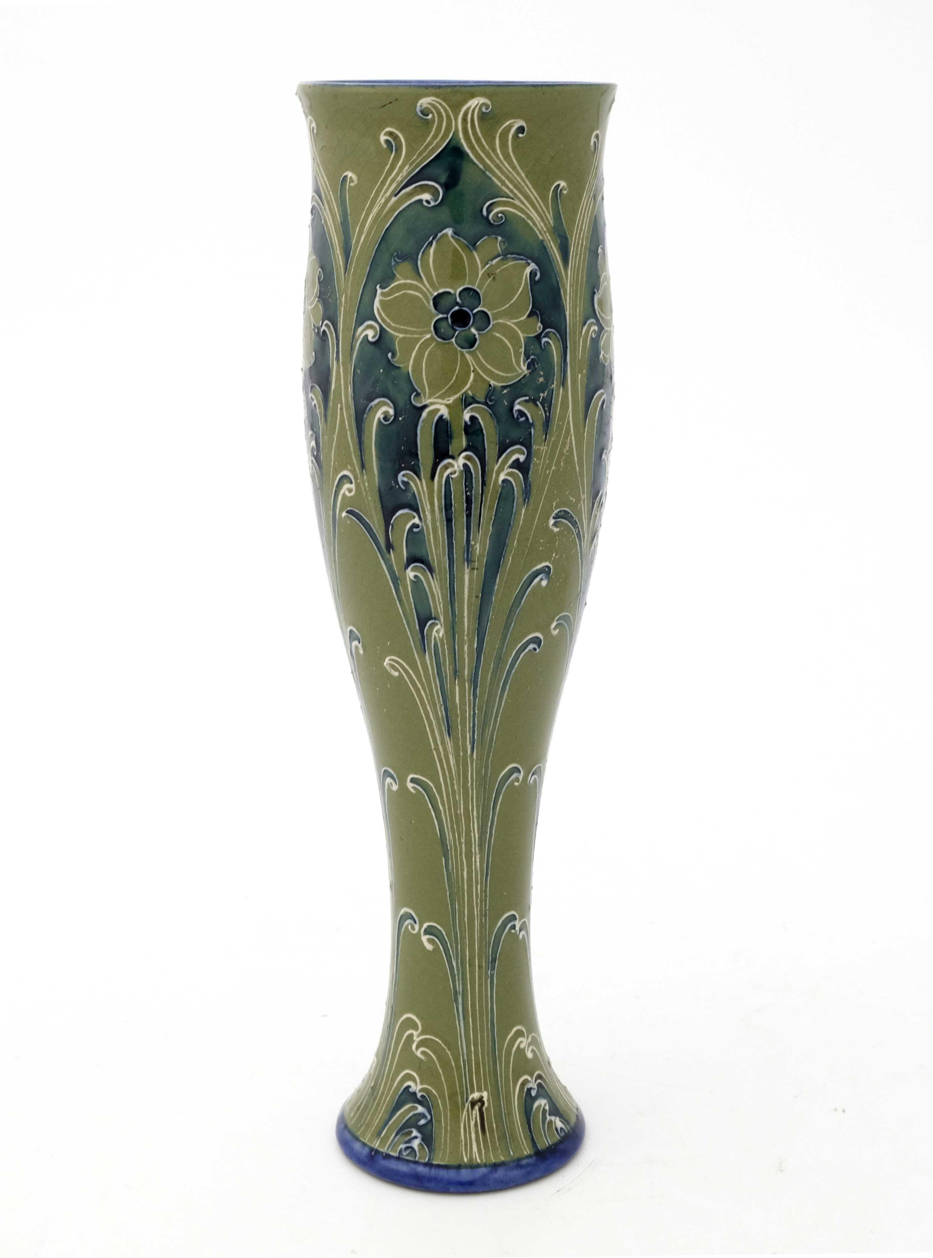 William Moorcroft for James MacIntyre, a Daffodil