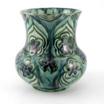 Liza Wilkins for Della Robbia, an art pottery vase