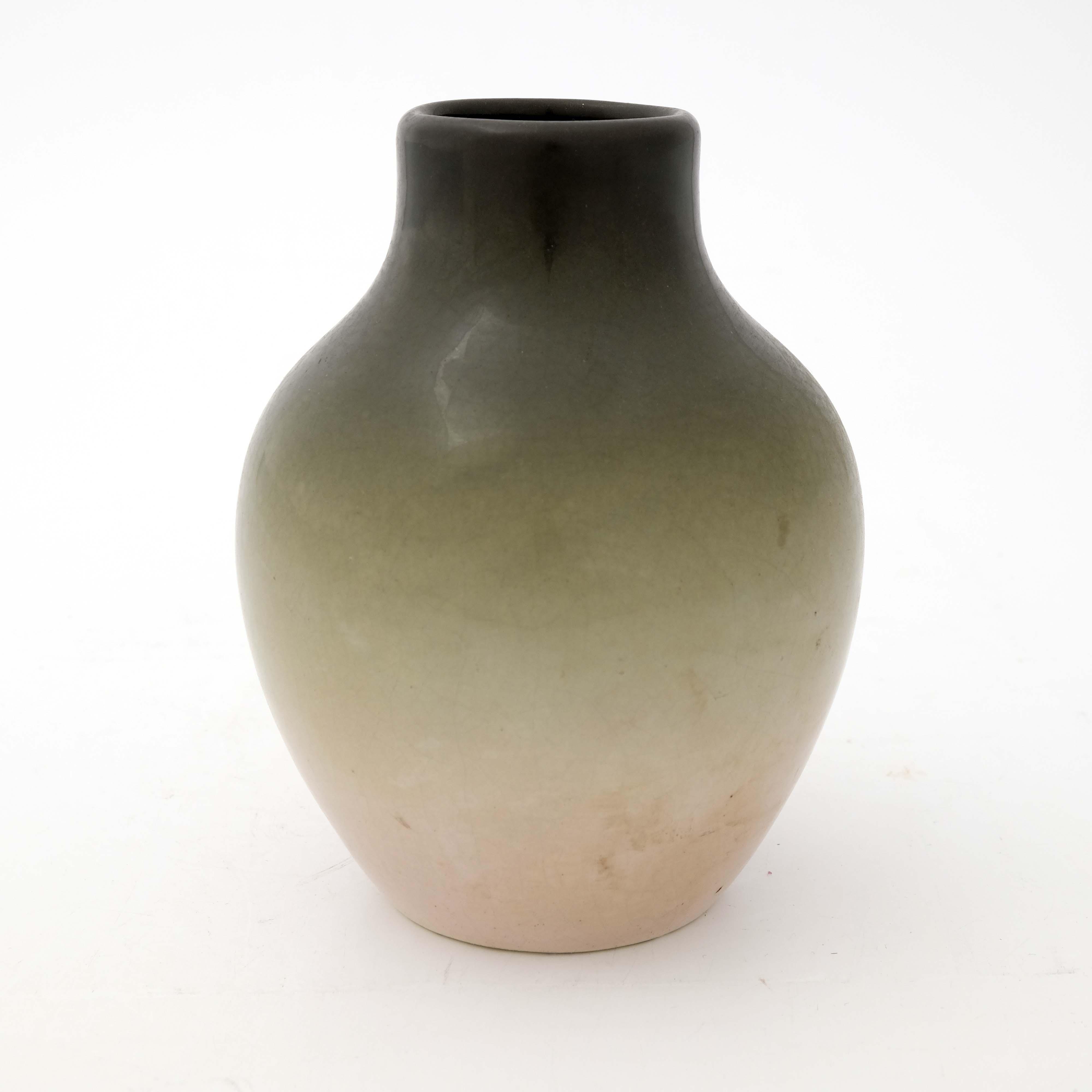 Weller Pottery, an Eocean ware vase - Image 2 of 3