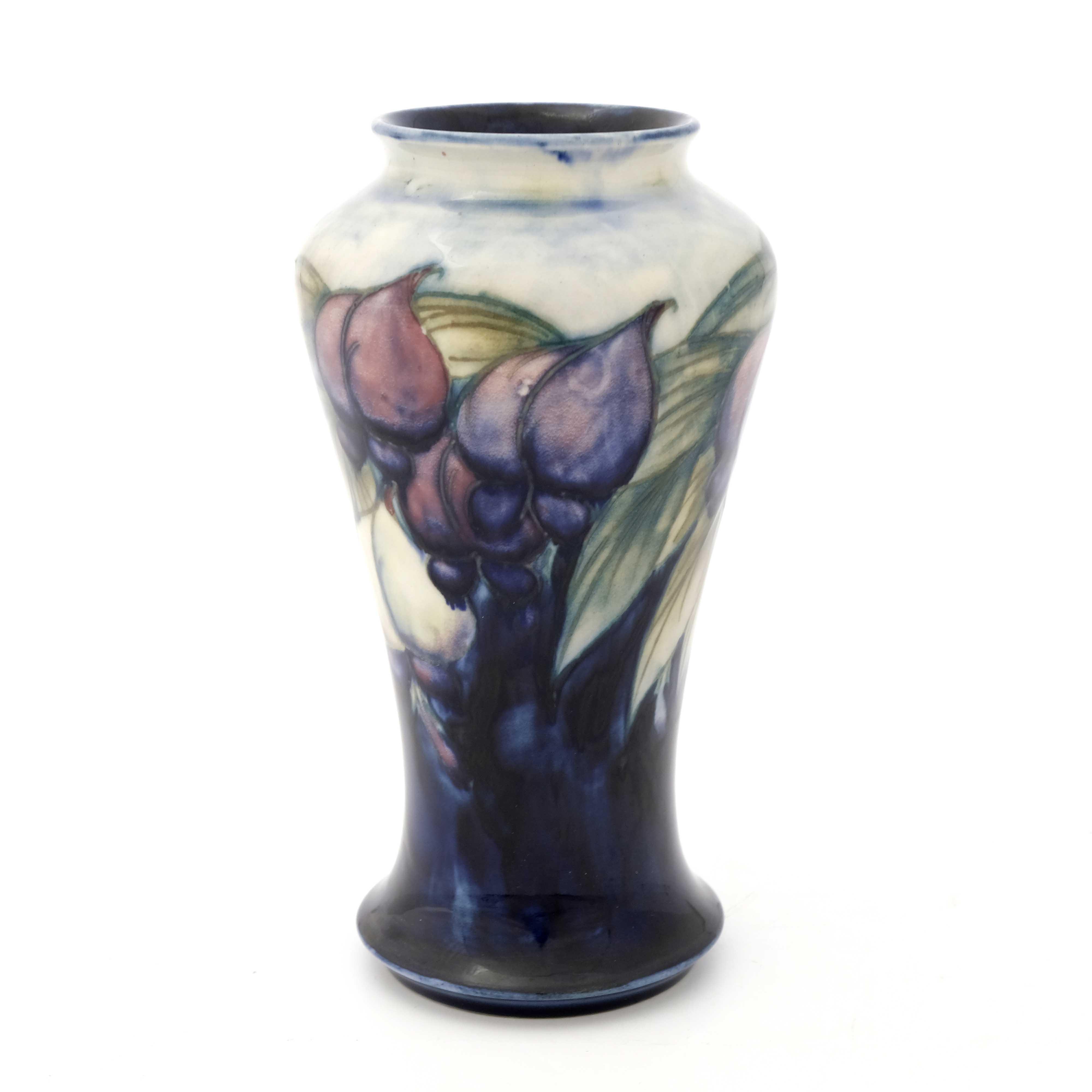 William Moorcroft, a Wisteria vase - Image 3 of 5