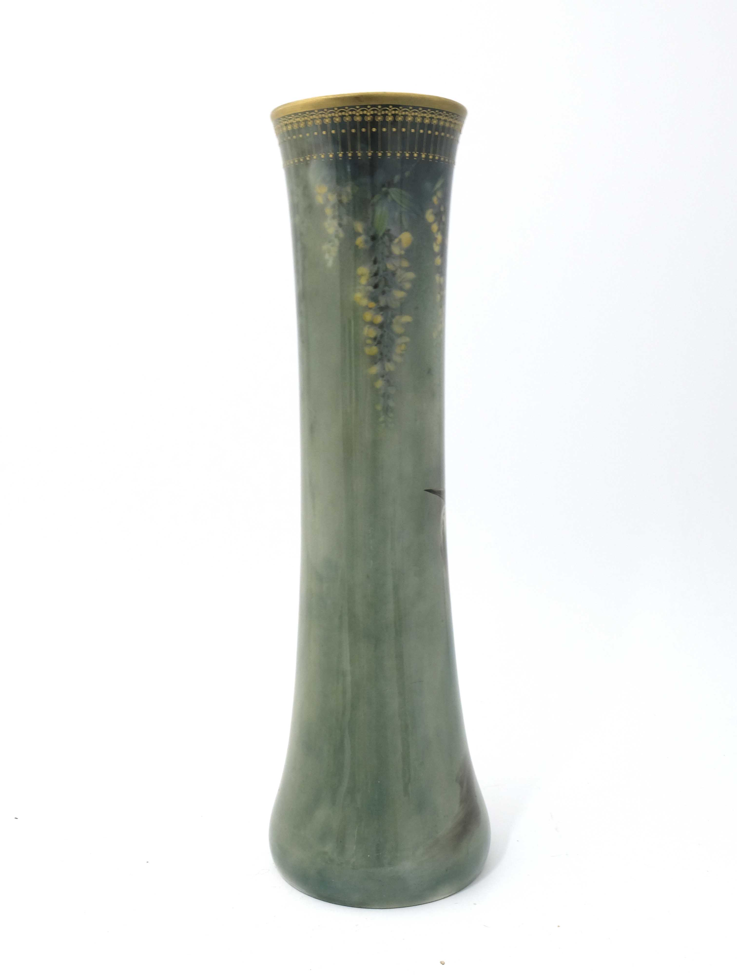 Harry Allen for Royal Doulton, a very large Titani - Image 3 of 5