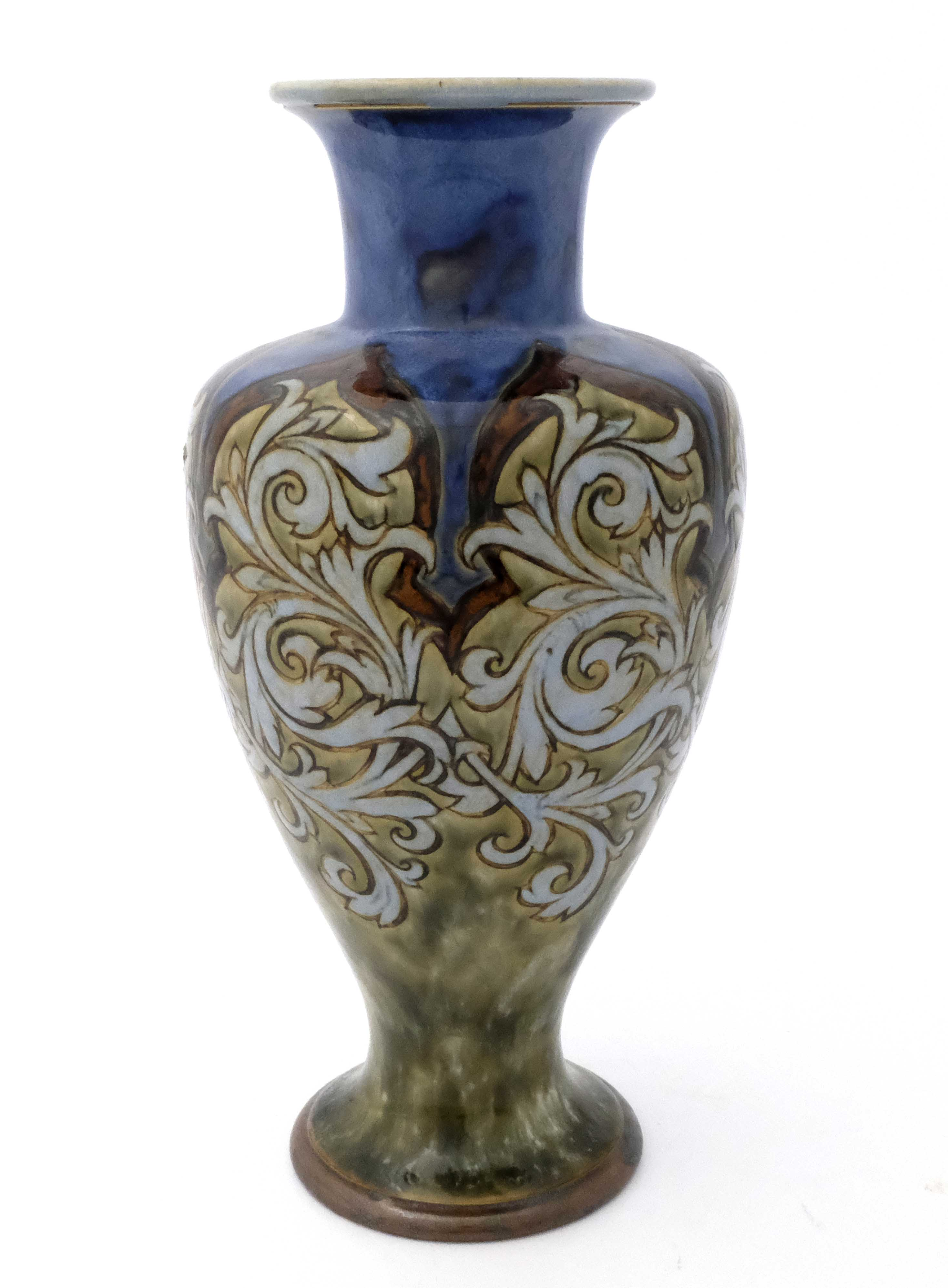 Eliza Simmance for Royal Doulton, a stoneware vase