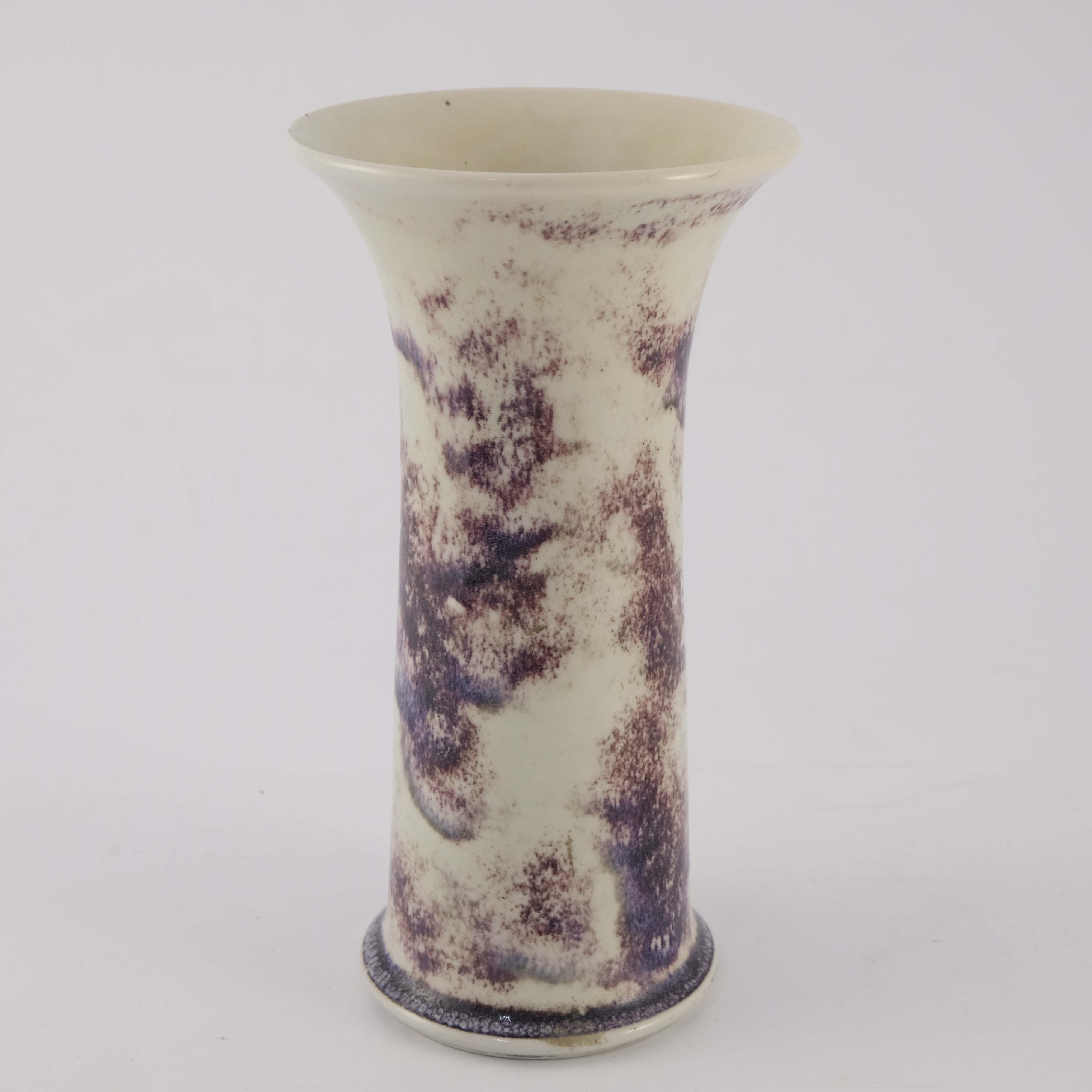 Ruskin Pottery, a High Fired Lily vase - Image 3 of 4