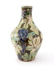 Della Robbia, an art pottery vase