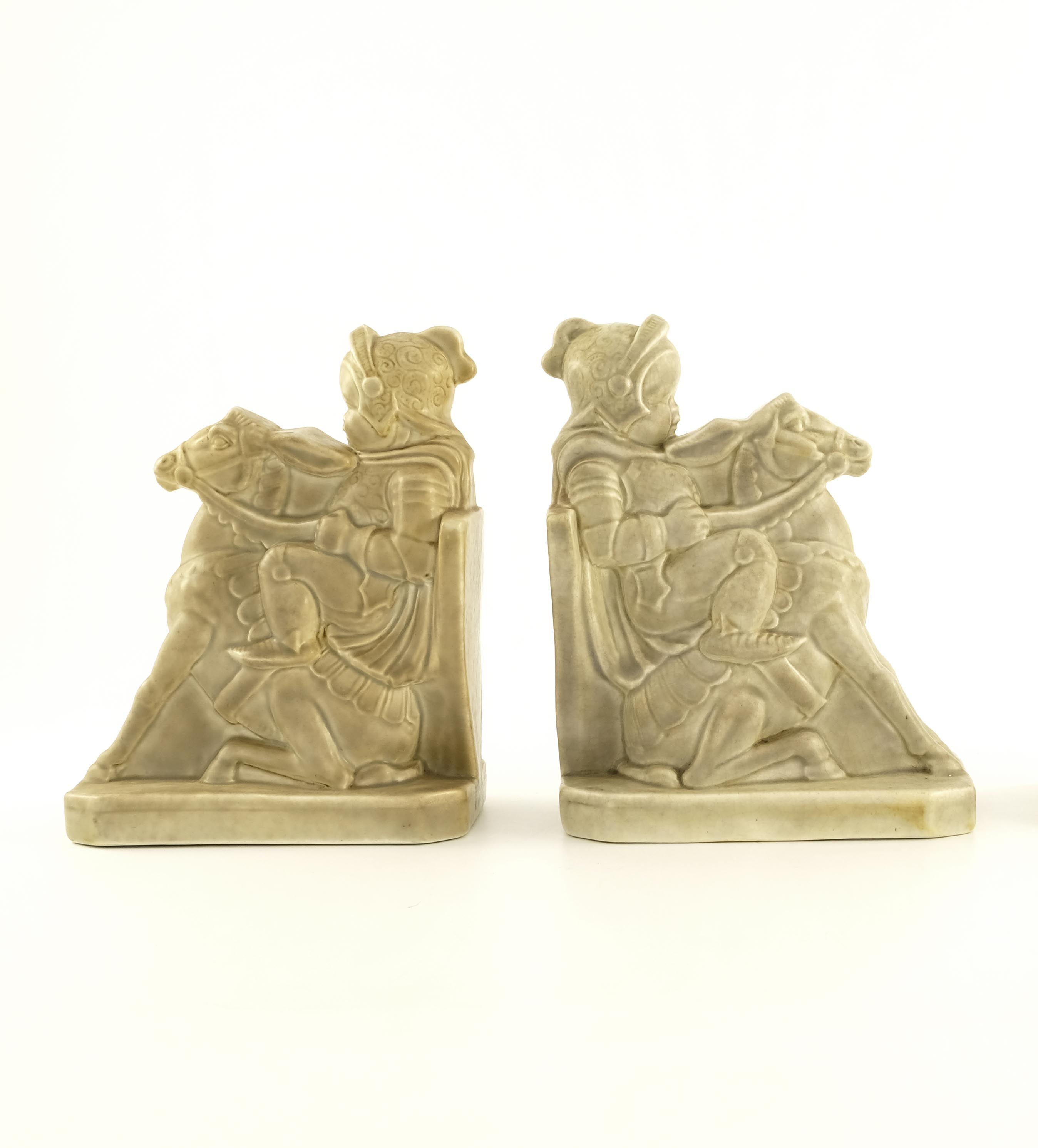 David Evans for Pilkington, a pair of Royal Lancas - Image 10 of 10