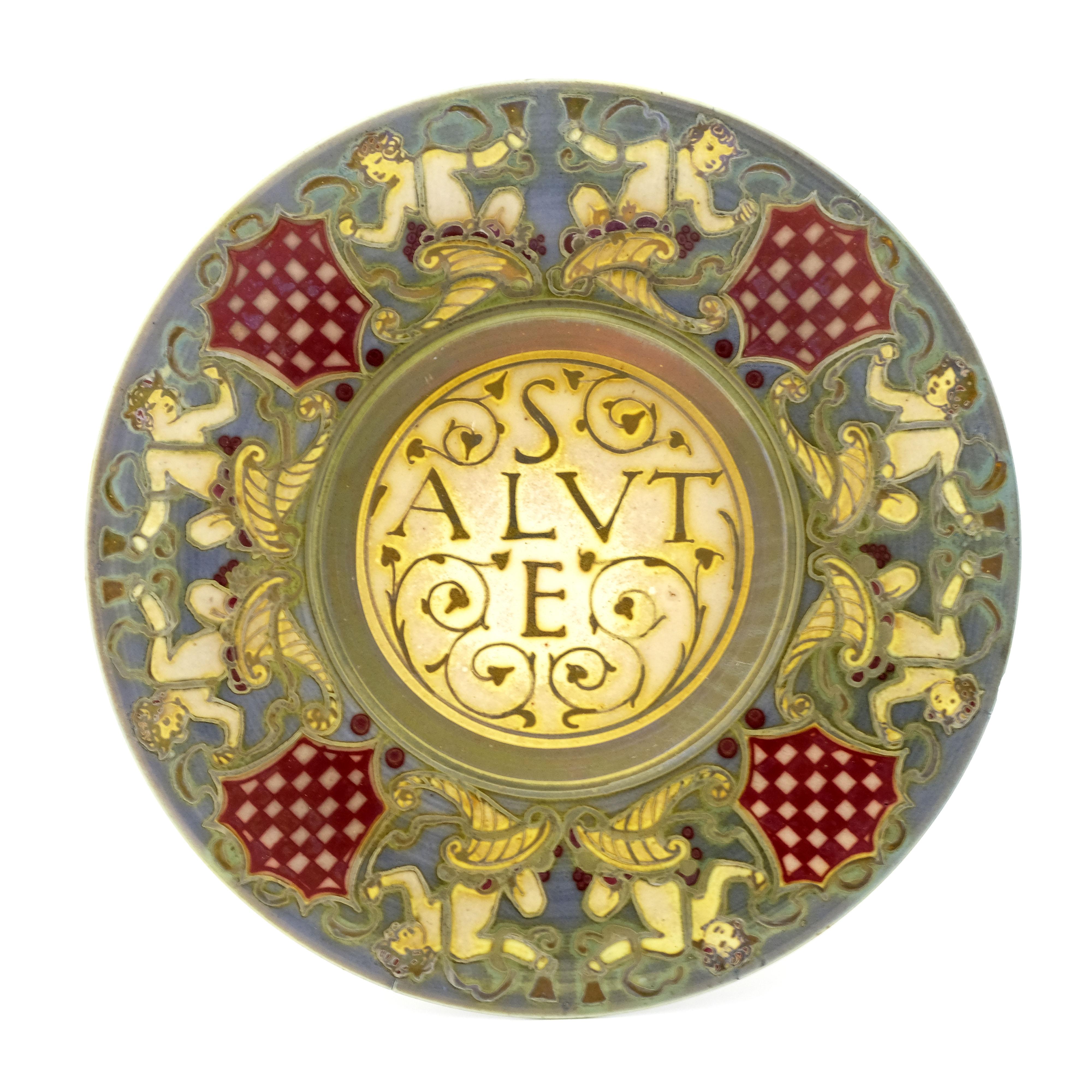 Gordon Forsyth for Pilkington, a Royal Lancastrian