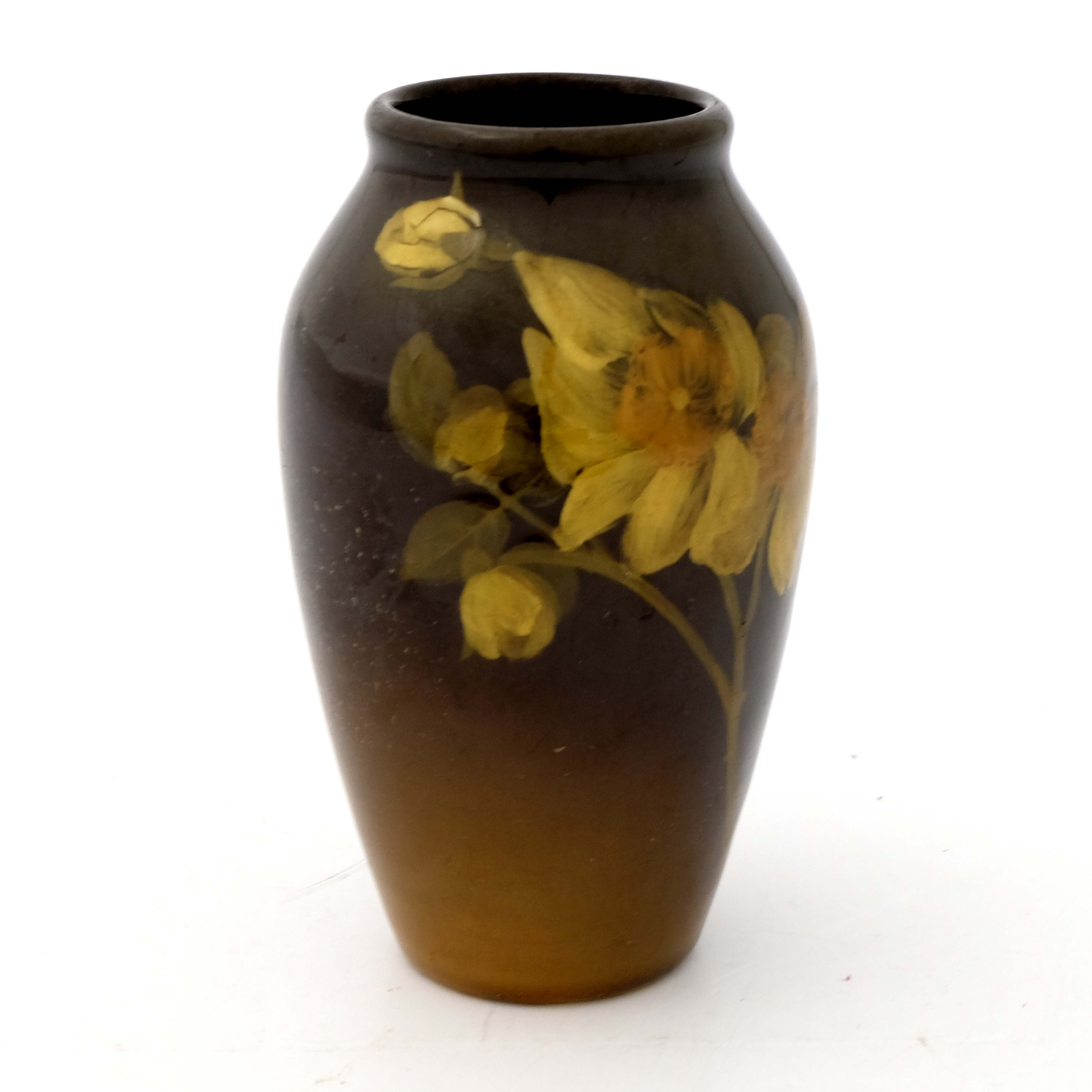 Rookwood Pottery, a slip decorated vase - Image 3 of 4